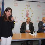 16 Carina Primo Alcaldesa de Quesa-Presidenta Foro Municipios Interior