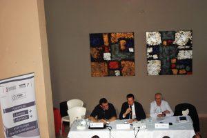 Rubén Alfaro, Salvador Honrubia, Vicent Gil