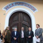 Inauguración Villa Purificación