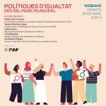 POLÍTIQUES D'IGUALTAT